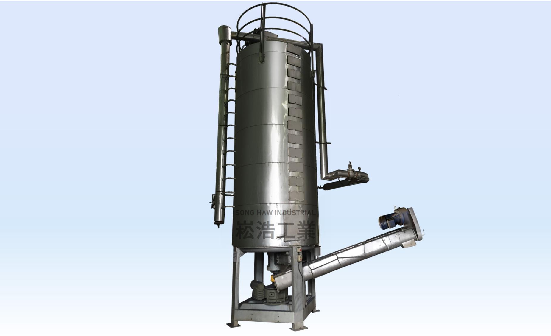 熱風式乾燥機